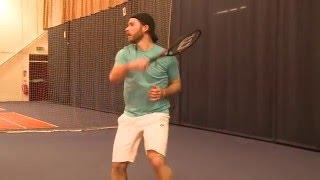 Ρακέτα τέννις Wilson Burn FST 99 video