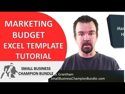 mp4 Business Budgeting Template Excel, download Business Budgeting Template Excel video klip Business Budgeting Template Excel