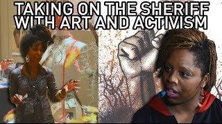 Taking on the Sheriff with Art and Activism: Patrisse Cullors and Kai Lumumba Barrow