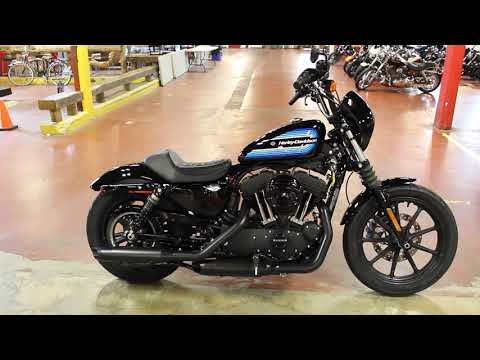 2019 Harley-Davidson Iron 1200™ in New London, Connecticut - Video 1