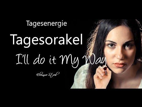 Tagesorakel - Montag 03.06.2019