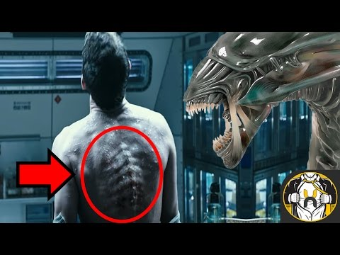 Alien: Covenant Official Trailer BREAKDOWN