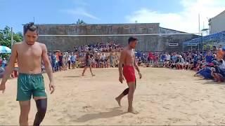 [Live] បាល់ទះកម្ពុជា ប៉ះ វៀតណាម International Volleyball Cambodia 2 Vs 2 Vietnam (Set3) 6 Jan 2019