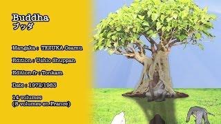 Raconte-Moi Un Manga 18 - Buddha
