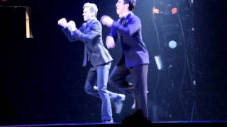 """SYTYCD Tour 2011: Jess and Nick tap routine """"Can't Buy Me Love"""""""