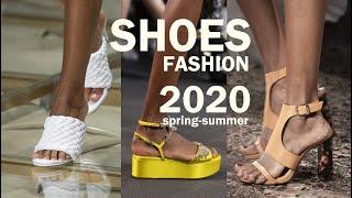 Популярные в 2020 формы каблуков