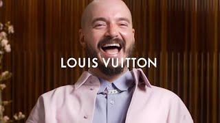 J Balvin Talks About How He Got Into Fashion  Louis Vuitton