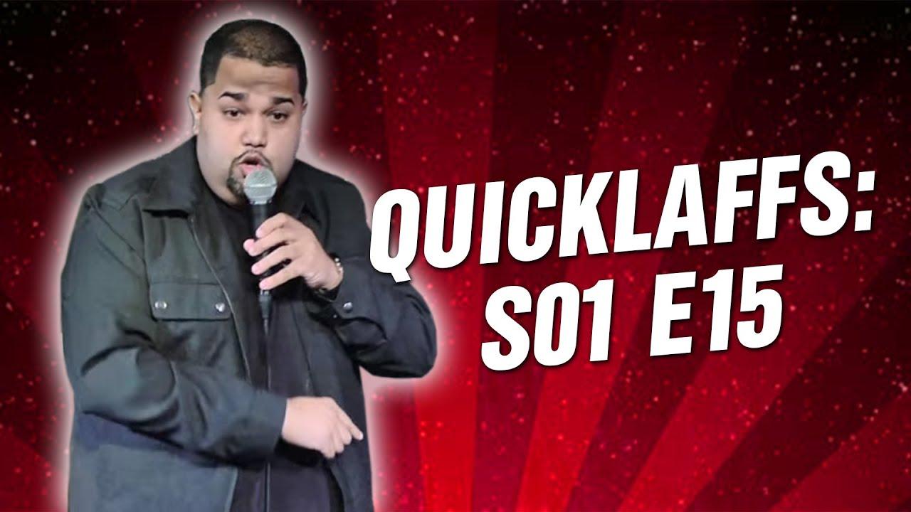 Comedy Time - QuickLaffs: Season 1 Episode 15
