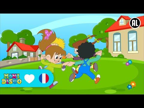Faire La Ronde | Chansons pour enfants | Les comptines | Minidisco