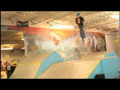 Transitions Skatepark BMX Contest 2014