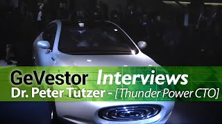Thunder Power: Ein Start-up fordert Tesla und BMW heraus
