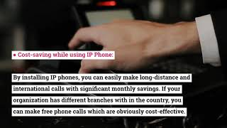 How to Improve the Safety of your Business With IP Phone Installation?