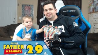 Opening 3 Packs of Roaring Skies Pokemon Cards with Lukas! | Father & Sonday #29 by The Pokémon Evolutionaries