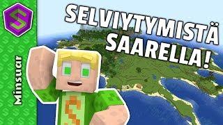 Rakennetaan Kaivos! | Minecraft Minsuar Let