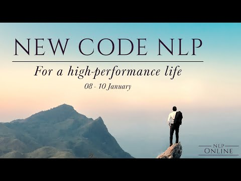 New Code NLP for a High Performance Life