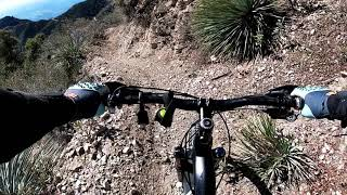 Mt Lowe East MtLoweEast 01/10 No Dechutes part of Mt Wilson Front Side IvanMTB Please Like and Subscribe