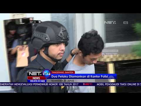 Kasus Penyelendupan Narkoba Di Dalam Lapas Tangerang - NET 24