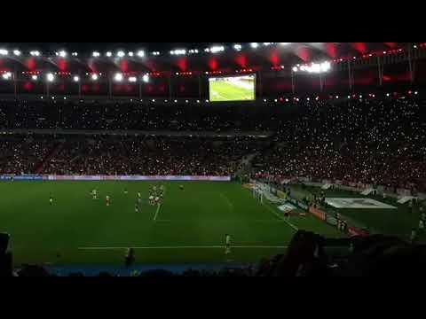 Gol do Gabigol Flamengo x 3x1 Internacional