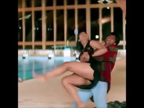 Download Shahrukh Khan And Kajol Hot Video In Swimming Pool HD Mp4 3GP Video and MP3