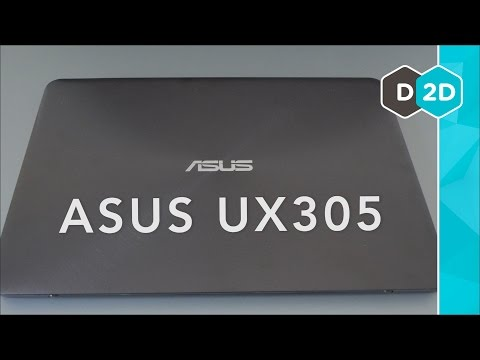 "Asus UX305 Review - 12"" Macbook Challenger"