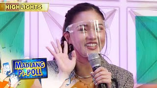 Kim explains that their term of endearment depends upon the moment | It's Showtime Madlang Pi-POLL