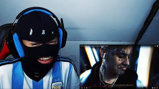 (REACTION) YSY A - Vuelta a la Luna (Remix) Feat. DUKI, Neo Pistea