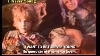 Alphaville - Forever young (legendado em ING/PORT)