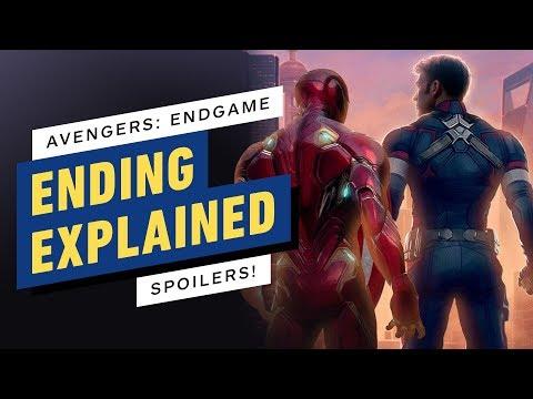 , title : 'Avengers: Endgame - Ending Explained (SPOILERS!)'
