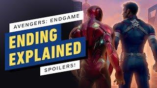 Avengers: Endgame - Ending Explained (SPOILERS!)