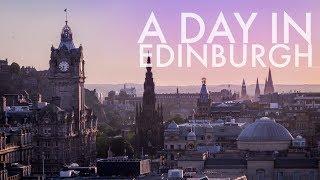 A Day in Edinburgh - A Timelapse through Scotland's Capital
