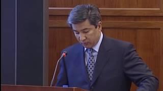 Тасмагамбетов о секретных счетах Назарбаева