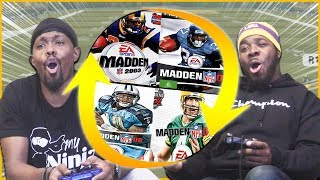 Madden... But Every Quarter We Change Years! (Wheel Of Madden #2)
