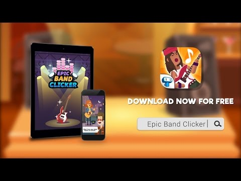 Epic Band Clicker Video