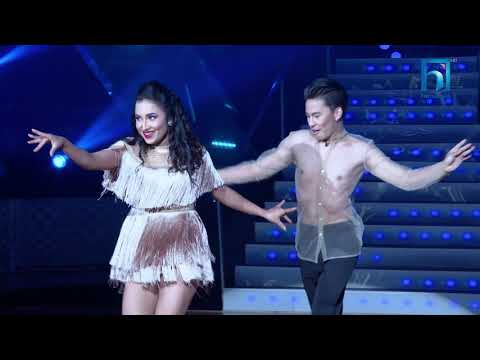 Buddha Lama & Kebika Khatri | DWTS | Performance clip (9th week Friday) |