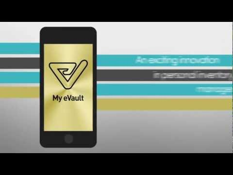 My eVault Is An iPhone Asset Tracker