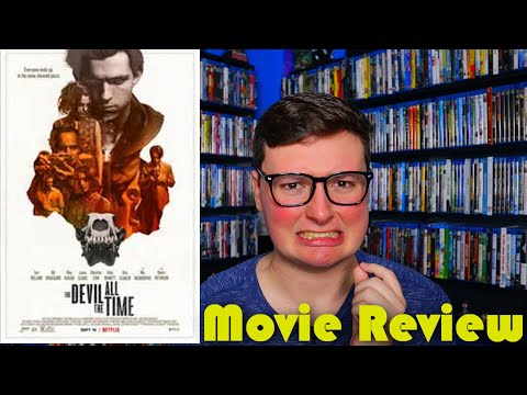 The Devil All The Time – Movie Review