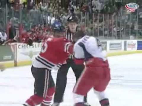 Travis Ehrhardt vs. Danny Bois