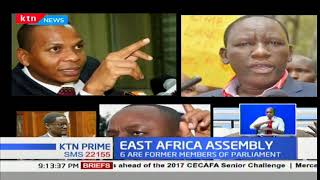 40 applicants submit their forms to join the East African Legislative Assembly