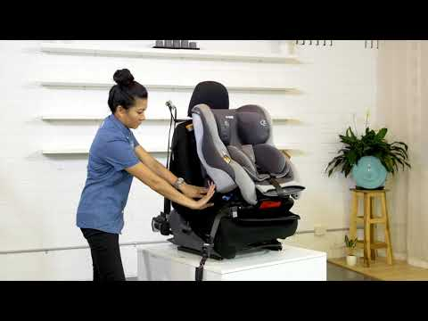 Maxi-Cosi Moda Car Seat Front Facing Installation Video