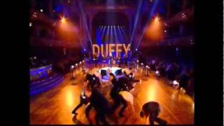 Duffy - Well, Well, Well Live - [Strictly Come Dancing 2010]