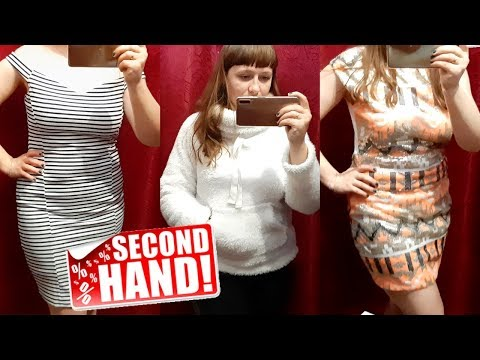 СЕКОНД ХЕНД / покупка одежды по 3$