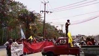 Polisi Tolak Laporan Terkait Pencurian Ikan Gurami, Warga Unjuk Rasa di Mapolsek Cisauk