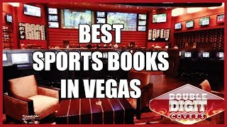 Best Sports Books in Las Vegas | Sports Betting 101