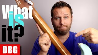 Playing A Guitar That Nobody Knows About...And It's FANTASTIC!
