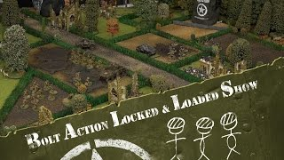 Bolt Action Locked & Loaded – Club Games Vs Tournament Games