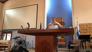 Shabbat Sermon - May 4, 2019