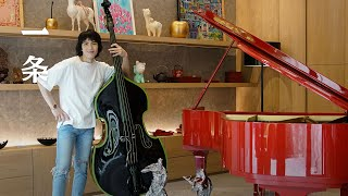 蕭敬騰的8層單身豪宅   Singer Jam Hsiao's 8-Storey Mansion