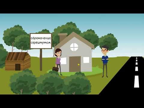 Установление сервитута на земельный участок