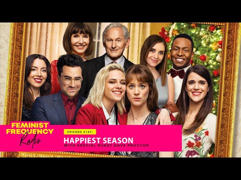 HAPPIEST SEASON is a good Christmas Movie and that's what makes it so BAD | Feminist Frequency Radio