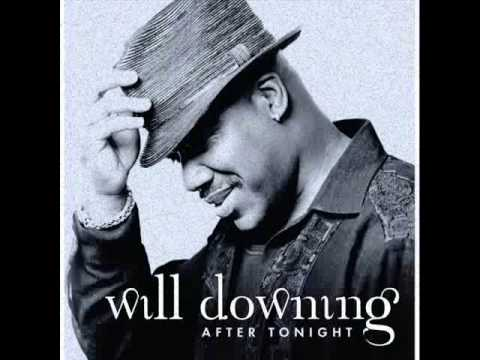 Will Downing - You Just Can't Smile It Away (with Kirk Whalum )